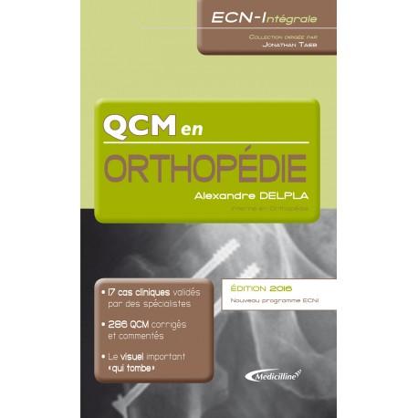 ECN-Intégrale : QCM en Ophtalmologie