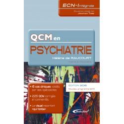 ECN-Intégrale : QCM en Psychiatrie