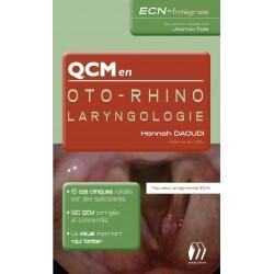 QCM en Oto-rhino-laryngologie